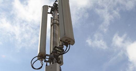 Mobilfunkmast, Antenne, Netz, © Swisscom AG