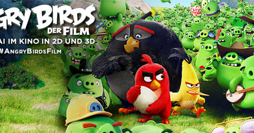 Angry Birds, Film, Kino, baden.fm, © Sony Pictures