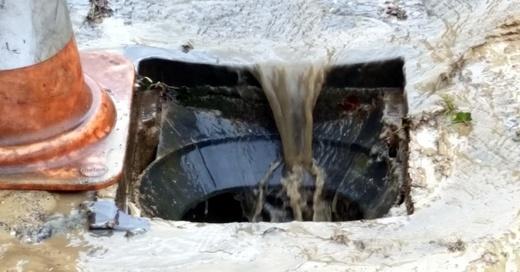 Gulli, Hochwasser, Überschwemmung, © baden.fm