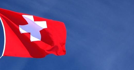Fahne, Flagge, Schweiz, © Pixabay