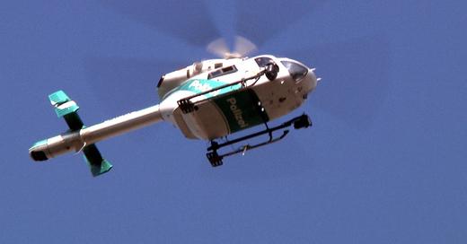 Hubschrauber der Polizei, © Symboldbild: baden.fm