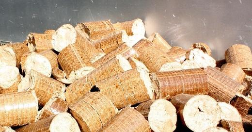 Holz, Pellets, Ofen, © Pixabay
