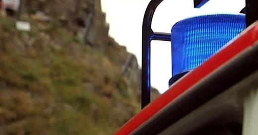 Blaulicht, Bergwacht, © baden.fm