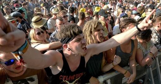 Southside Festival, Rock, Fans, © Felix Kästle - dpa