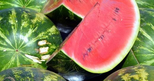 Wassermelone, Melone, © Pixabay