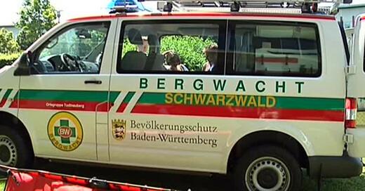 Bergwacht, Schwarzwald, © baden.fm