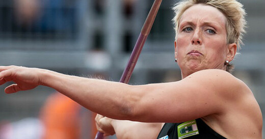 Christina Obergföll, Olympische Spiele, Speerwurf, © Sven Hoppe - dpa