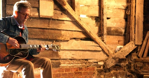 Eric Clapton, Gitarre, © Dave Kaplan - Universal Music Group