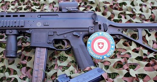 Waffe, Schweizer Armee, Maschinengewehr, © Pixabay