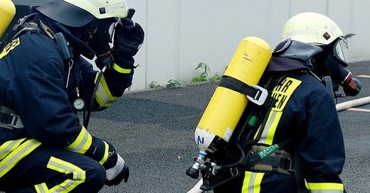 Feuerwehr, Einsatz, Atemschutz, © Pixabay