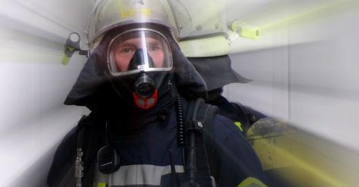 Feuerwehr, Atemschutz, Gas, © Pixabay