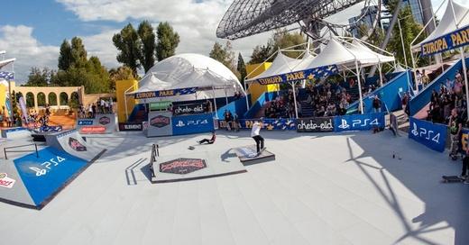 Skateboard, Meisterschaft, Lexus COS Cup, © Europa-Park