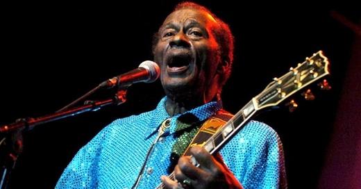 Chuck Berry, Rock N Roll, © Walter Bieri - dpa