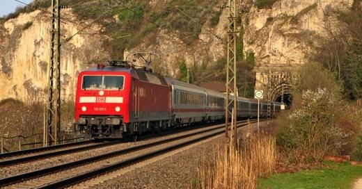 Bahn, Rheintalbahn, Efringen-Kirchen, © Georg Wagner - Deutsche Bahn