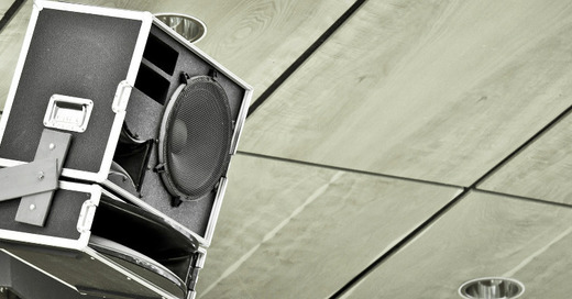 Lautsprecher, Box, Veranstaltung, © Pixabay