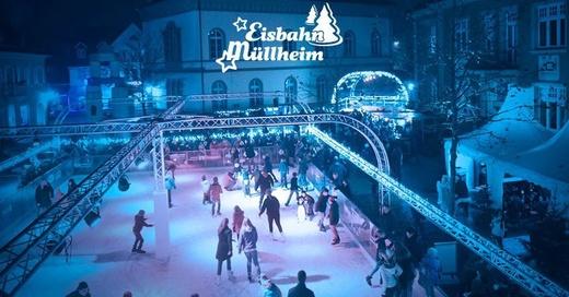 Eisbahn, Eislaufen, Müllheim, Markgräflerplatz, © KAROevents