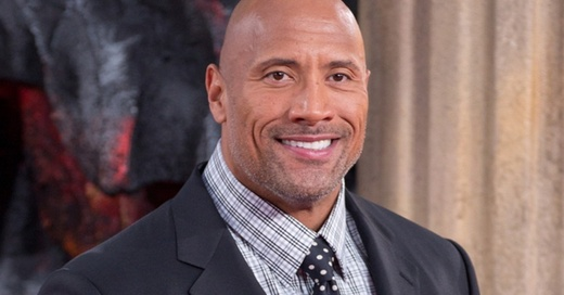 Dwayne Johnson, The Rock, Sexiest Man alive, © Jörg Carstensen - dpa