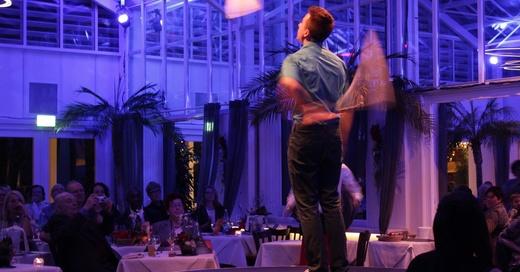 Bohrerhof, Feldkirch, Gala, Show, Dinner, © baden.fm