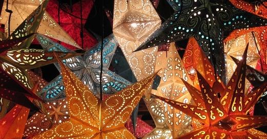 Weihnachtsmarkt, Stern, © Pixabay