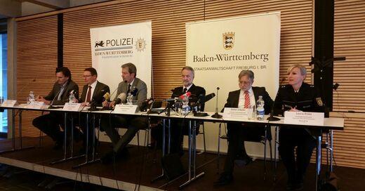 Pressekonferenz, Soko, Dreisam, Sutdentin, Medizin, ermordet, © baden.fm