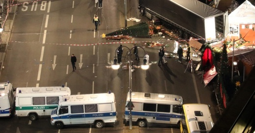 Berlin, Terror, Anschlag, Lastwagen, © Michael Kappeler - dpa