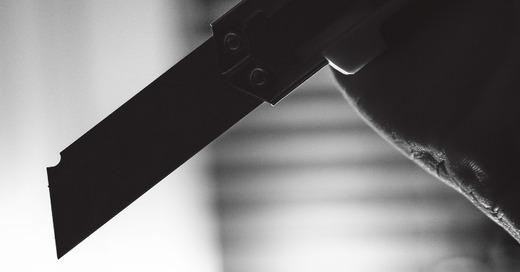 Teppichmesser, Messer, Angriff, © Pixabay