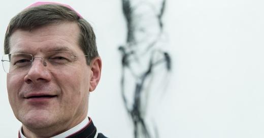 Stephan Burger, Erzbischof, Freiburg, Kirche, © Patrick Seeger - dpa