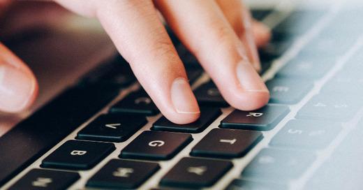 Tastatur, Computer, Hände, © Pixabay