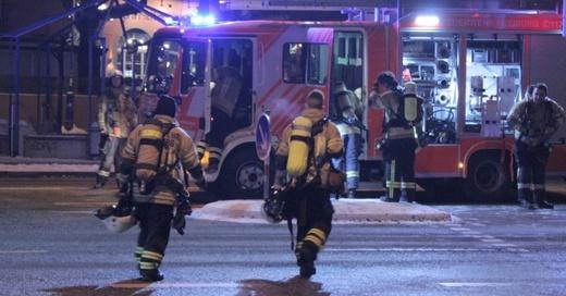 Feuerwehr, Uniklinik Freiburg, © baden.fm