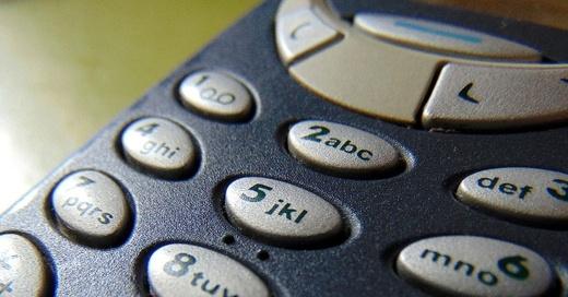Handy, Nokia, 3310, © Pixabay