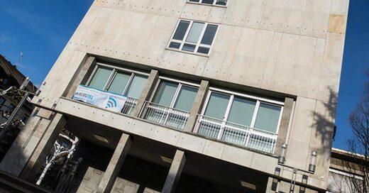 Gaggenau, Rathaus, Bombendrohung, Wahlkampf, türkei,, © dpa