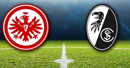 Eintracht Frankfurt, SC Freiburg, Logos, © baden.fm