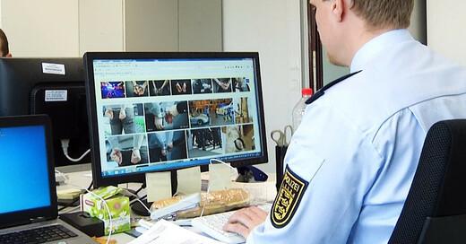 Polizei, Social Media, Freiburg, © baden.fm