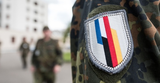 deutsch-französische Brigade, Bundeswehr, Kaserne, © Patrick Seeger - dpa