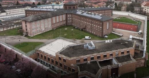 JVA, Gefängnis, Freiburg, Haft, © Patrick Seeger - dpa