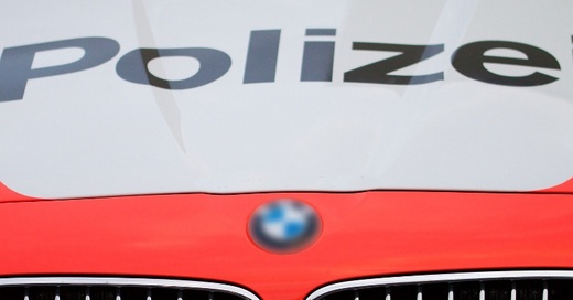 Polizei, Schweiz, Streifenwagen, © Pixabay (Symbolbild)