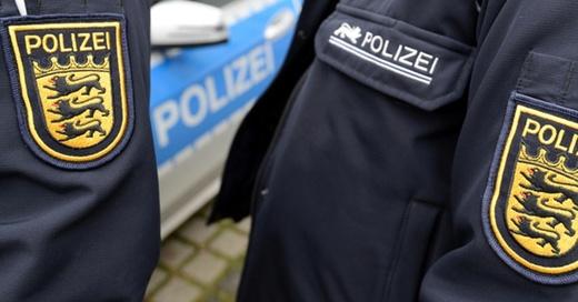 Polizei, Uniform, Einsatz, © Patrick Seeger - dpa