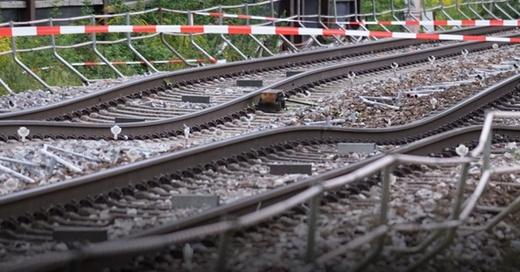 Rheintalbahn, Rastatt, Gleise, © Benedikt Spether - dpa