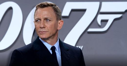 James Bond, Daniel Craig, 007, © Britta Pedersen - dpa