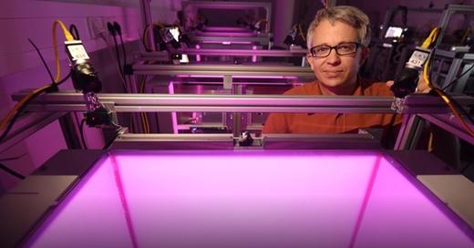 Holodeck, Hologramm, Forscher, Uni Freiburg, © Patrick Seeger - dpa