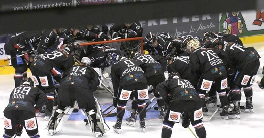 EHC eröffnet DEL2 Saison mit 2 Punkten, © baden.fm
