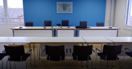 Verwaltungsgericht, Freiburg, Prozess, © Patrick Seeger - dpa (Symbolbild)