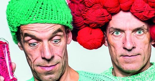 Oropax, Comedy, Chaostheater, Faden und Beigeschmack, E-Werk, Freiburg, © Veranstalter