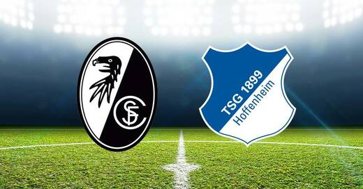 Sport-Club Freiburg gegen TSG 1899 Hoffenheim