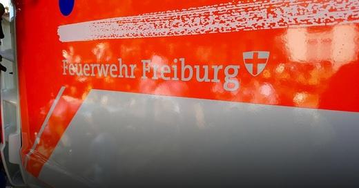 Freiburg, Feuerwehr, © baden.fm (Symbolbild)