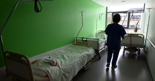 Krankenhaus, Klinik, Pflege, © Patrick Seeger - dpa (Symbolbild)