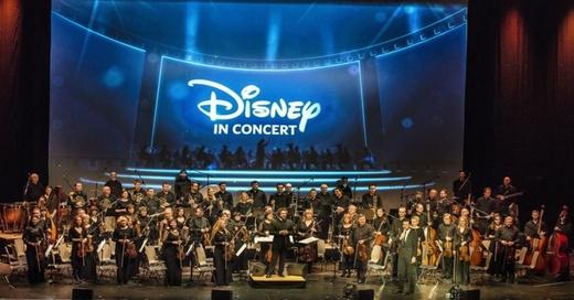 Disney, Disney in Concerts, Sick-Arena, Freiburg, Symphonieorchester , © Veranstalter