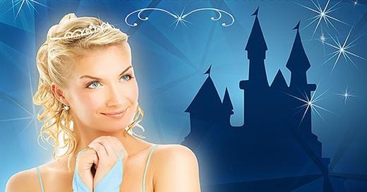 Cinderella, Popmusical, Freiburg, Sick-Arena, Disney, © Veranstalter