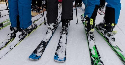 Wintersport, Ski, Feldberg, © Patrick Seeger - dpa (Symbolbild)