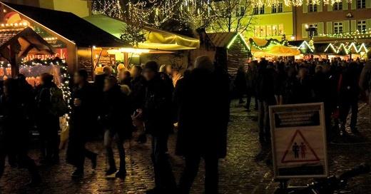 Weihnachtsmarkt, Freiburg, © baden.fm